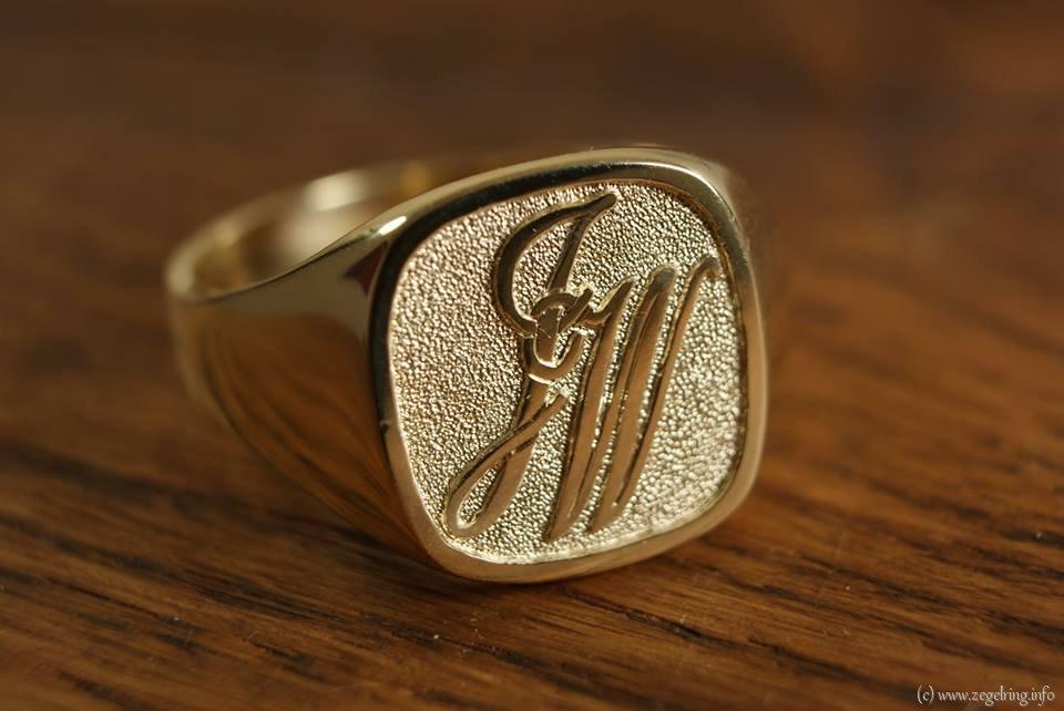 Ring laten graveren met persoonlijke gravure