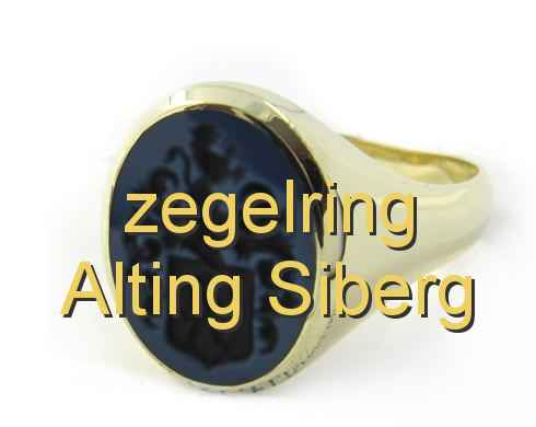 zegelring Alting Siberg