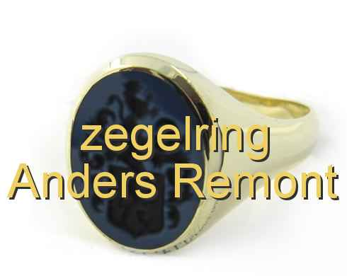 zegelring Anders Remont