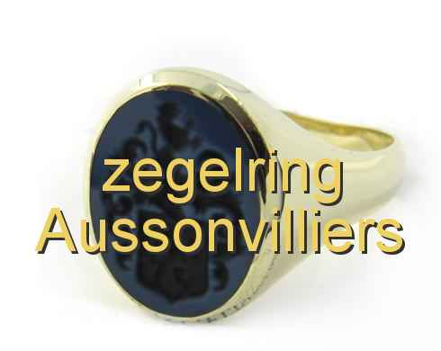 zegelring Aussonvilliers