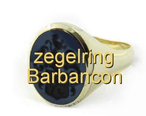 zegelring Barbancon