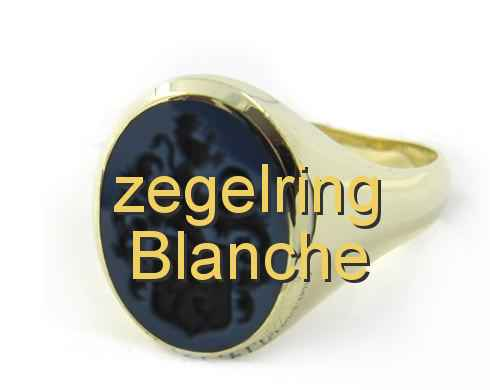 zegelring Blanche