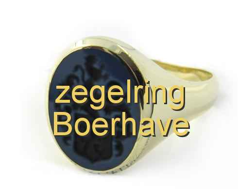 zegelring Boerhave