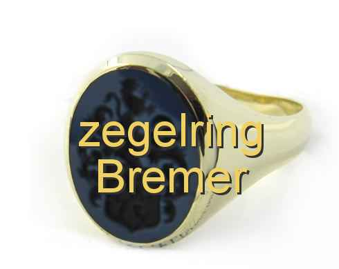 zegelring Bremer