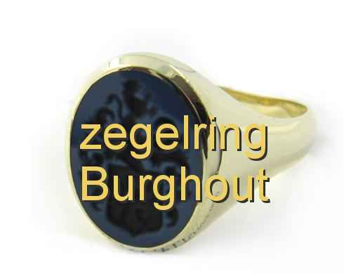 zegelring Burghout