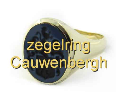 zegelring Cauwenbergh