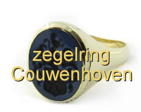 zegelring Couwenhoven