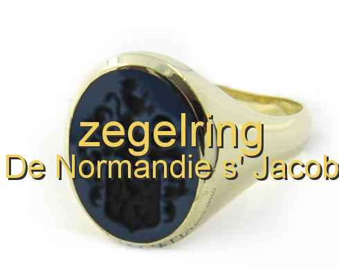 zegelring De Normandie s' Jacob