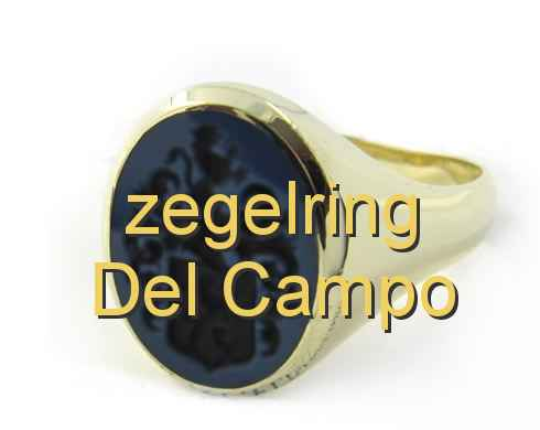 zegelring Del Campo