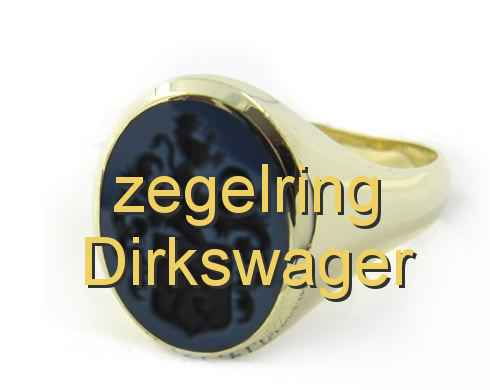 zegelring Dirkswager