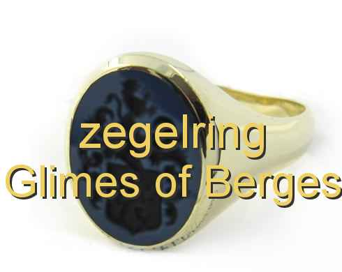zegelring Glimes of Berges