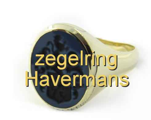 zegelring Havermans