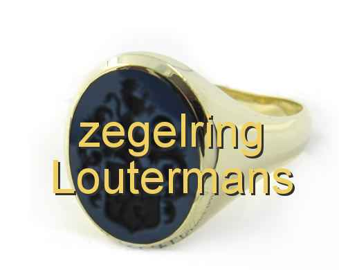 zegelring Loutermans