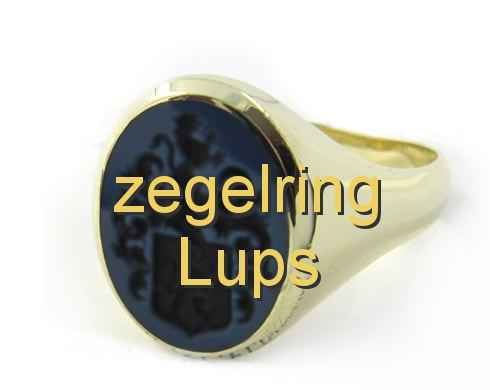 zegelring Lups