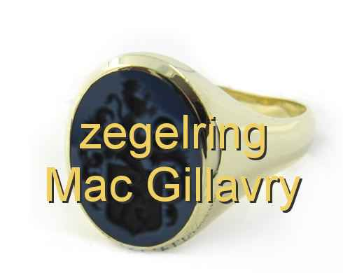 zegelring Mac Gillavry