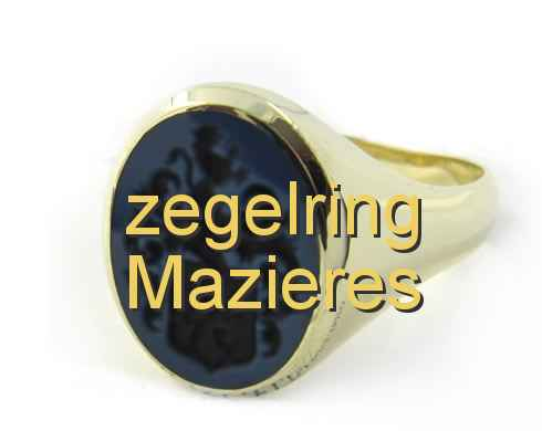 zegelring Mazieres