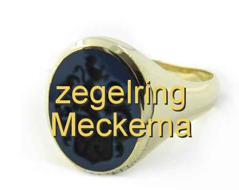 zegelring Meckema