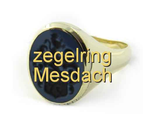 zegelring Mesdach