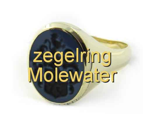 zegelring Molewater