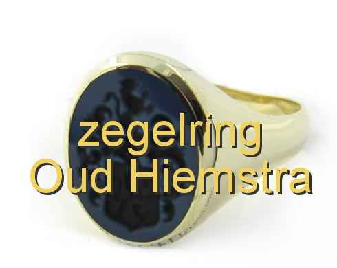 zegelring Oud Hiemstra
