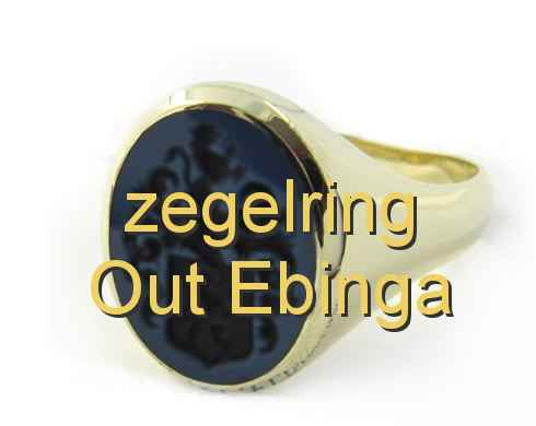 zegelring Out Ebinga
