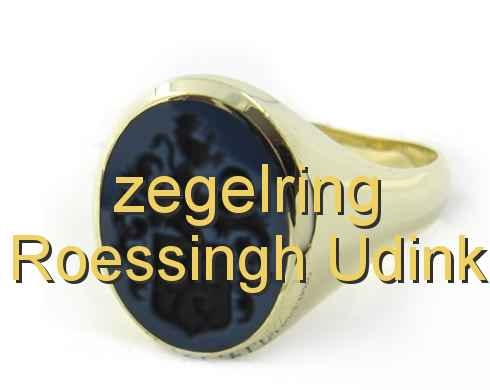 zegelring Roessingh Udink