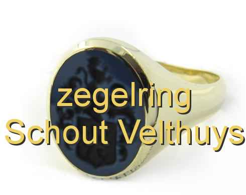 zegelring Schout Velthuys
