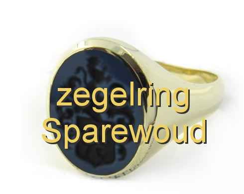 zegelring Sparewoud