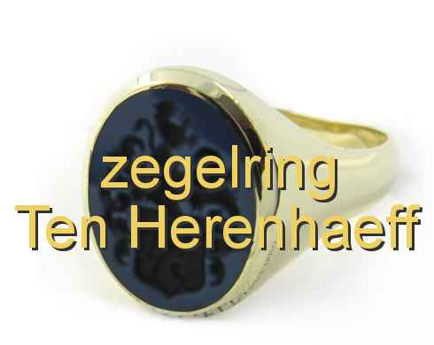 zegelring Ten Herenhaeff