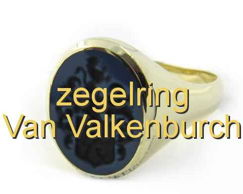 zegelring Van Valkenburch